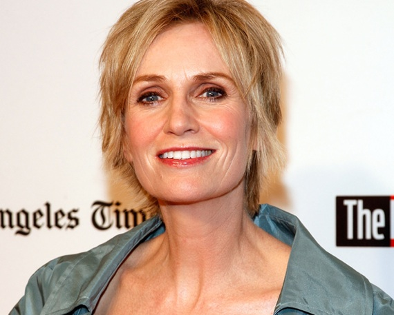 two great jane lynch interviews Â«