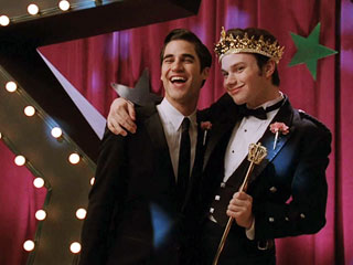 glee prom kurt criss 320 Ask Dr. Berman: A Healthy Sex Life With Genital Herpes?